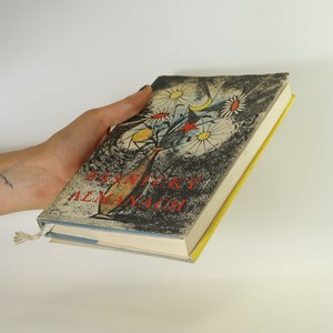 antikvární kniha Básnický almanach 1959, 1960