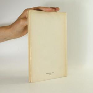 antikvární kniha Mara, 1958