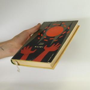 antikvární kniha Alibi, 1960
