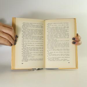 antikvární kniha Experiment profesora Laurenta, 1966