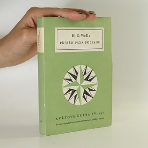 náhled knihy - Příběh pana Pollyho