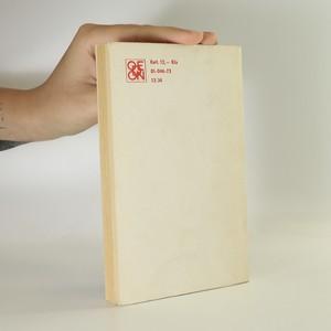 antikvární kniha Muž v osidlech, 1973