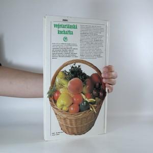 antikvární kniha Vegetariánská kuchařka, 1991