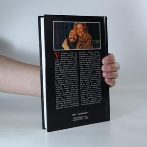 antikvární kniha Pavarotti, 1994