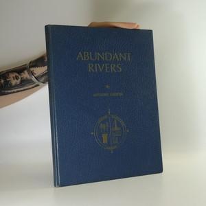 náhled knihy - Abundant Rivers