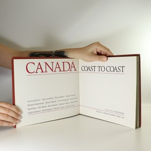 antikvární kniha Canada. Coast to coast, 1982