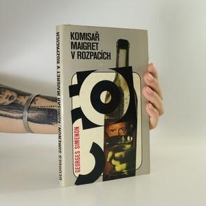 náhled knihy - Komisař Maigret v rozpacích