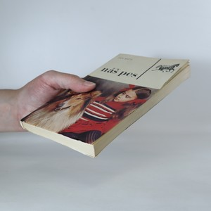 antikvární kniha Náš pes, 1971