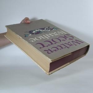 antikvární kniha Ivanhoe, 1956