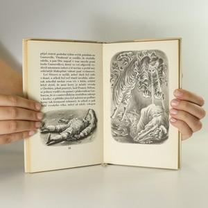 antikvární kniha Strašidlo cantervillské, 1957