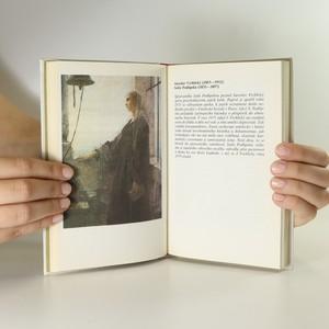 antikvární kniha Milostný listář. Výbor z milostné korespondence českých spisovatelů 19. a 20. století, 1986