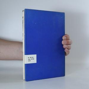 antikvární kniha Nad hlavou jen stromy, 1965