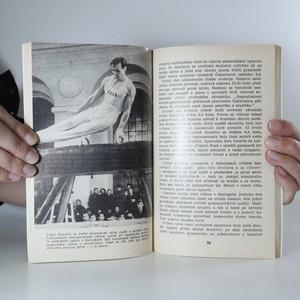 antikvární kniha Hrdinové olympijských her, 1984