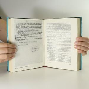 antikvární kniha V Londýně za války, 1960