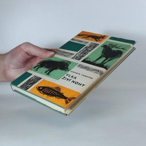 antikvární kniha Vlka živí nohy, 1965