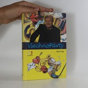 náhled knihy - Všechnopárty