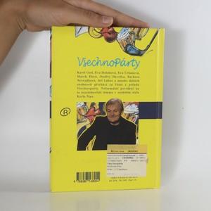 antikvární kniha Všechnopárty, 2007