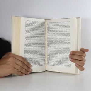antikvární kniha Poslední pokušení, 1987