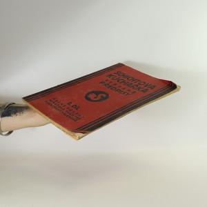 antikvární kniha Schichtova kuchařka II. Vybrané předpisy (chybí tiráž) , neuveden