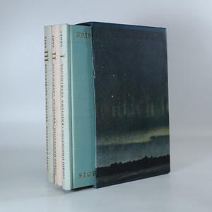 náhled knihy - Kristina Vavřincova (3 svazky, komplet, viz foto)