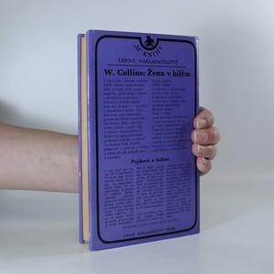antikvární kniha Žena v bílém, 1969
