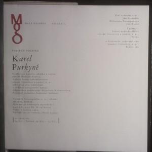 antikvární kniha Karel Purkyně, 1962