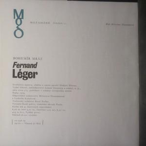antikvární kniha Fernand Léger, 1979