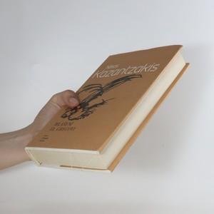 antikvární kniha Hlášení El Grecovi, 1982
