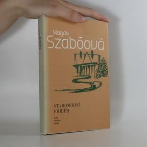 náhled knihy - Staromódní příběh