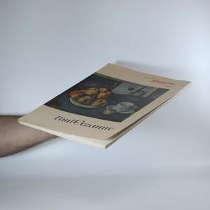 antikvární kniha Paul Cézanne, 1960