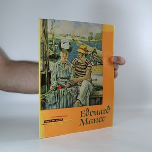 náhled knihy - Edouard Manet