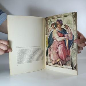 antikvární kniha Michelangelo, 1965