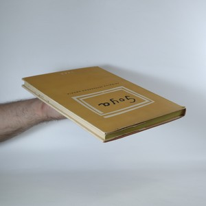 antikvární kniha Goya, 1951