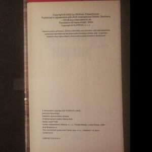 antikvární kniha Královský purpur, 2004