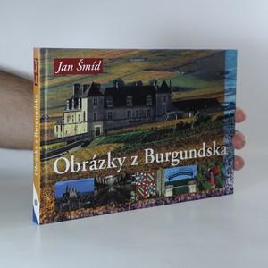 náhled knihy - Obrázky z Burgundska (věnování autora)