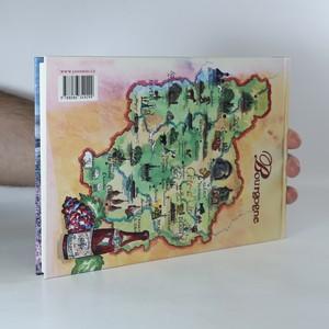 antikvární kniha Obrázky z Burgundska (věnování autora), 2007