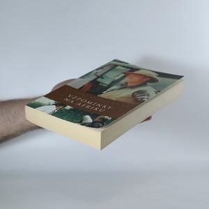 antikvární kniha Vzpomínky na Afriku, 2007