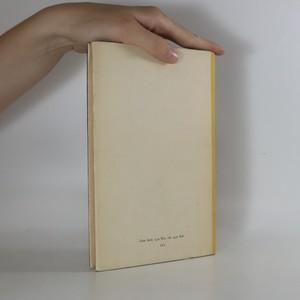 antikvární kniha Dům z karet, 1956