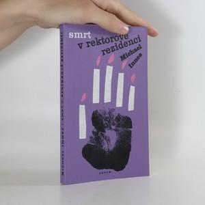 náhled knihy - Smrt v rektorově rezidenci