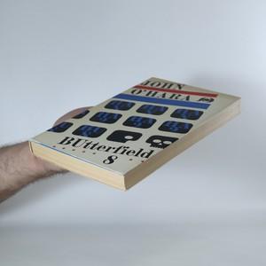 antikvární kniha Butterfield 8, 1971