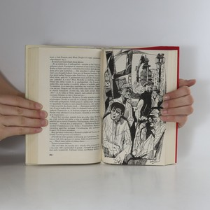 antikvární kniha Pád Paříže, 1963