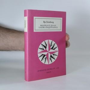 náhled knihy - Bouřlivý život Lazika Rojtšvance