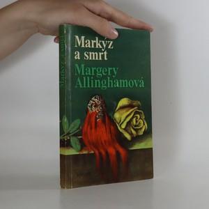 náhled knihy - Markýz a smrt