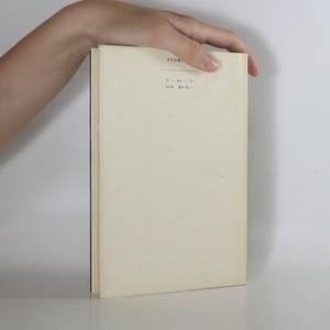 antikvární kniha Potopa, 1974