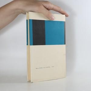 antikvární kniha Ivův román, 1961