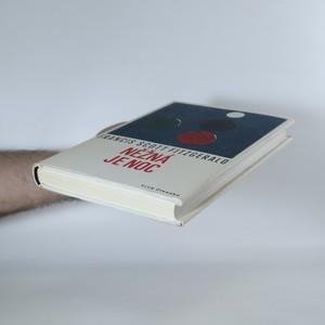 antikvární kniha Něžná je noc, 1968