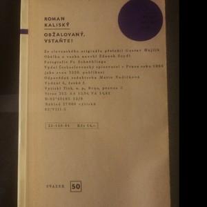 antikvární kniha Obžalovaný, vstaňte!, 1964