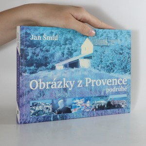 náhled knihy - Obrázky z Provence podruhé