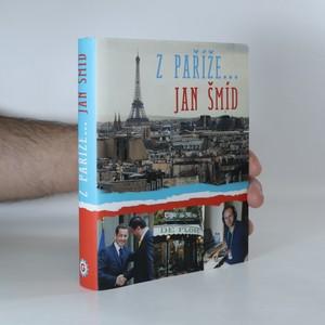 náhled knihy - Z Paříže...