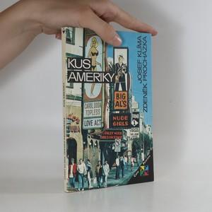 náhled knihy - Kus Ameriky